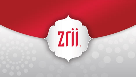 Zrii Business Card Design 4