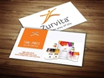 zurvita business card 2