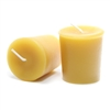 Raw Beeswax Votives - Clearance