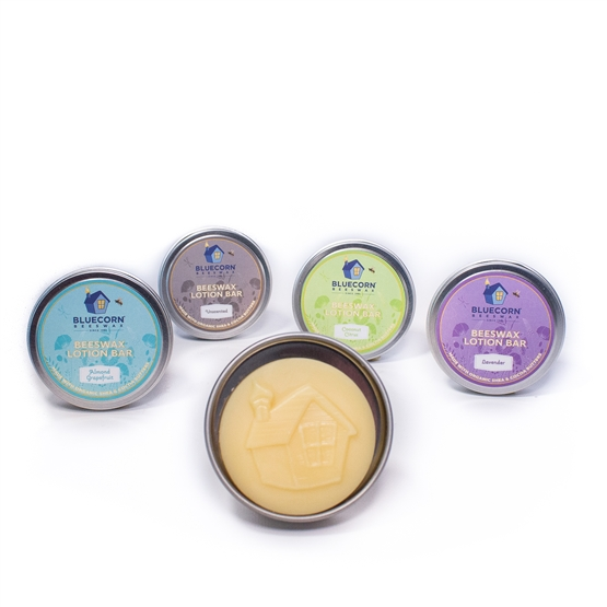 Beeswax Lotion Bars
