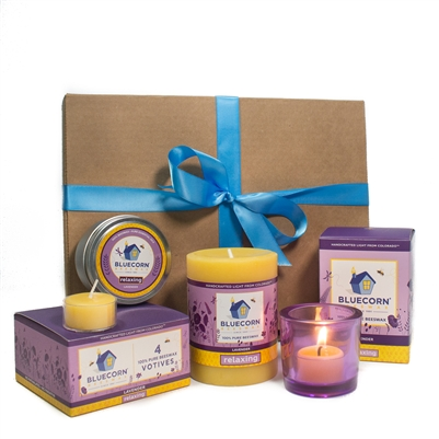 Aromatherapy Beeswax Gift Set - Medium