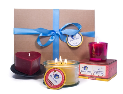 Valentines Beeswax Gift Set - Large