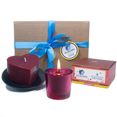 Valentines Beeswax Gift Set - Small