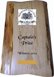 Captains prize