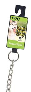 PDQ Medium Weight Choke Chain Collar