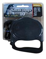 PDQ Retractable Dog Leash For Dogs Up to 10 Lbs 11436