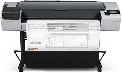 "CR649C HP Designjet T795 44"" ePrinter"
