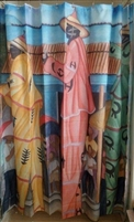 Mocko Parade Curtain
