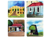 Historic Locations Coasters