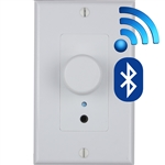 Inwall Amplified Bluetooth Volume Control