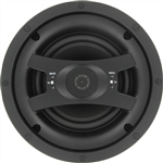 "InwallTech&reg: HD-650.1C High Definition 6 1/2"" Virtually Invisible Ceiling Speakers -- Trimless Version"