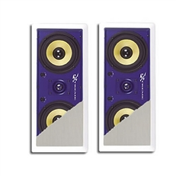 JA Audio Extreme 6 1/2 in. LCR Wall Speakers