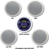 JA Audio Theater Pack Extreme Series Ceiling