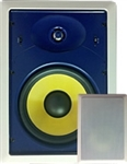 JA Audio Extreme 6 1/2 in. 2 Way In-Wall Speakers