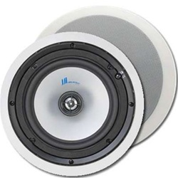 JA Audio JA-C8AII 8 in. 2-Way In-Ceiling Speakers NEW MODEL