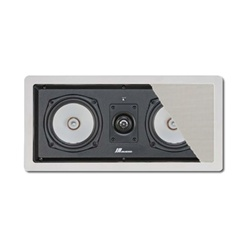 JA Audio Shielded In-Wall Center Channel Speaker