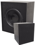 Preference P-1200 300 Watt 12 in. Powered Subwoofer with BASH®