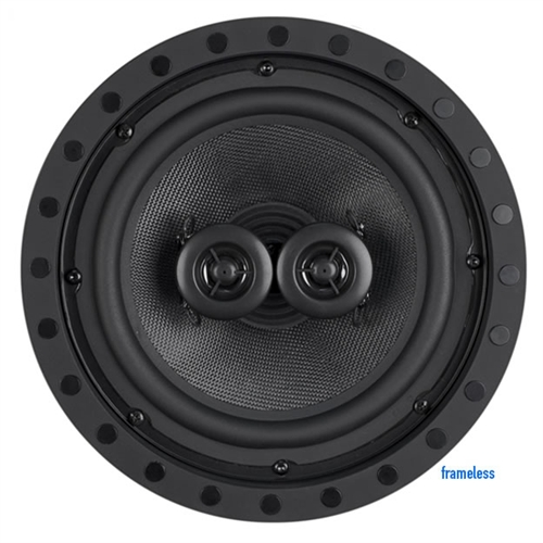 Dual Voice Coil Ceiling Speaker: ArchiTech SC822f Dual Voice Coil Speaker (sold As Each