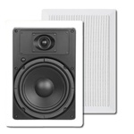 ArchiTech SE891E In Wall Speakers