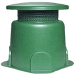 "8"" Outdoor In-Ground Speaker - Green"