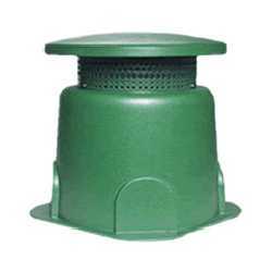"8"" Outdoor In-Ground DVC Speaker - Green"