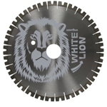 "20"" Donatoni White Lion Diamond Bridge Saw blade Quartzite Granite Engineered Stone"