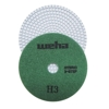 "5"" Weha 3 Step Hybrid Step 3 Diamond Polishing Pad Granite Marble Engineered Stone"