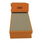 Cat # 13707 Weha Diamond Hand Polishing Pad 3000 Grit