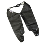 Weha Black Rubber Sleeve Protectors #137490