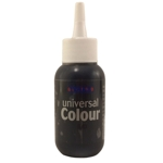 Part # 1H3586BLACK Tenax Universal Color Black 10 oz