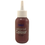 Part # 1H3586REBROWN Tenax Universal Color Red Brown 10 oz
