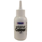 Part # 1H3586WHITE Tenax Universal Color White 10 oz