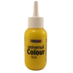 Part # 1H3586YELLOW Tenax Universal Color Black 10 oz