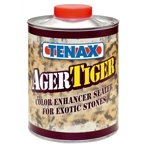 Part # 1MPA001BG50 Tenax Ager Tiger Color Enhancing Sealer 1 Quart