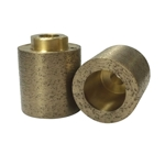 2x2 Gold Drum 36 Grit