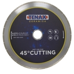 "Tenax 16"" 45 Degree Miter Cutting Blade"