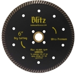 "Part#  51416 Weha 6"" Blitz Ultra Premium Quad Turbo Diamond Blade"