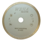 "Part#  51492 Weha 6"" Continuous Rim Blade"