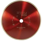 "Part#  51510 Weha 10"" Continuous Rim Blade"