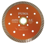"Weha 4.5"" Puma Granite and Quartz Turbo blade"