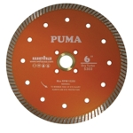"Weha 6"" Puma Granite and Quartz Turbo blade"