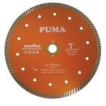 "Weha 7"" Puma Granite and Quartz Turbo blade"