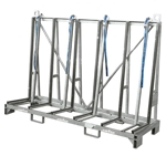 Part#  8010483 Weha Single Sided A-Frame Transport Material Handling for Stone