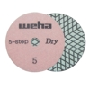 Dry Diamond Polishing Pad 5 Step - Step 5 Part#  D5S45