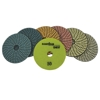 Dry Diamond Polishing Pad Spiral Brick - 400 Grit Part#  DPS4400