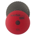 "Part#  VZP5100 Weha 5"" Xubi Polishing Pad - 100 Grit"