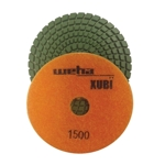 "Part#  VZP51500 Weha 5"" Xubi Polishing Pad - 1500 Grit"