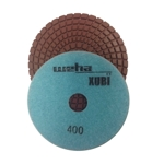 "Part#  VZP5400 Weha 5"" Xubi Polishing Pad - 400 Grit"