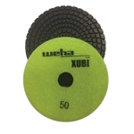 "Part#  VZP550 Weha 5"" Xubi Polishing Pad - 50 Grit"