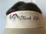 Maddie Mae Logo Visor from the Muck Life